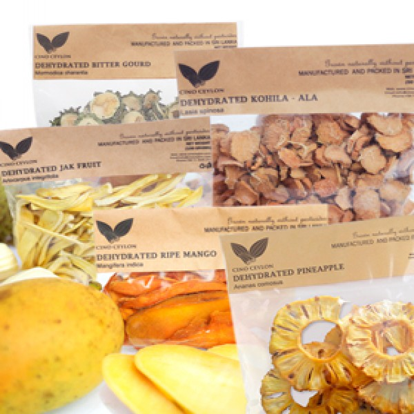 Dehydrated Vegetables   Fruits