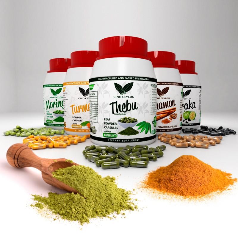 Herbal Powder / Capsules