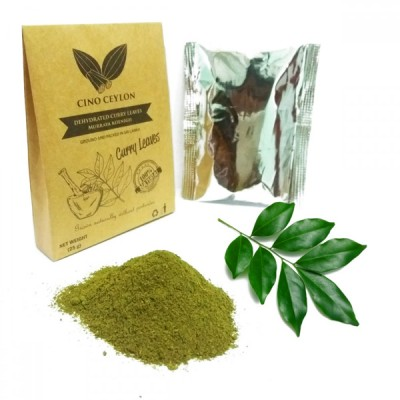 Curry Leaves Powder (Murraya koenigii)
