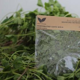 Dehydrated Gotu Kola - Uncut (Centella asiatica)