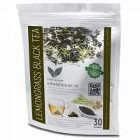 Lemongrass Blend FBOPF Tea Bags (Cymbopogon citratus) Weight Loss