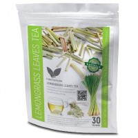 Lemongrass 30 Tea Bags (Cymbopogon citratus) Weight Loss