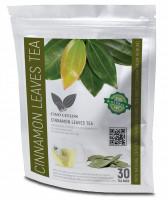 Ceylon Cinnamon Leaves (Cinnamomum verum) 30 Herbal sachets Anti-bacterial