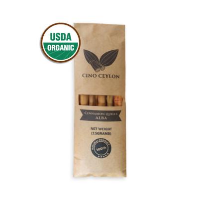 ALBA Cinnamon Sticks - 15 grams