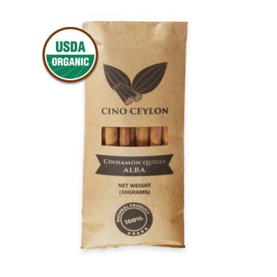 ALBA Cinnamon Sticks - 30 grams