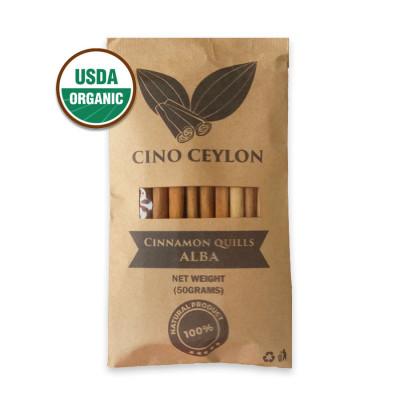 ALBA Cinnamon Sticks - 50 grams