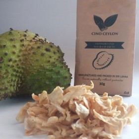 Dehydrated Soursop fruit 30g