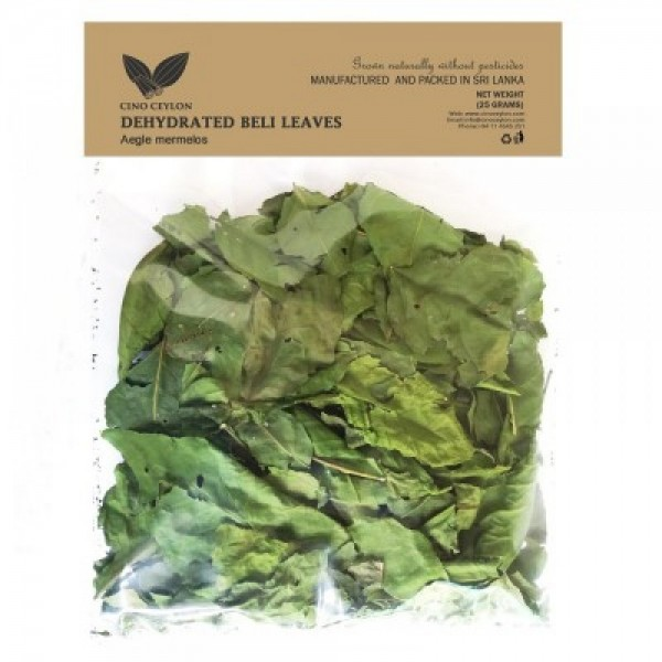 Dehydrated Beli Leaves(Aegle marmelos)