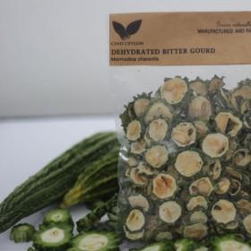 Bitter Gourd (Momordica charantia)