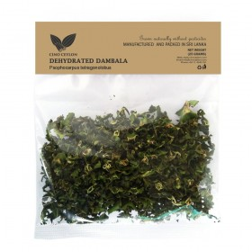 Dehydrated Dambala (Winged beans)
