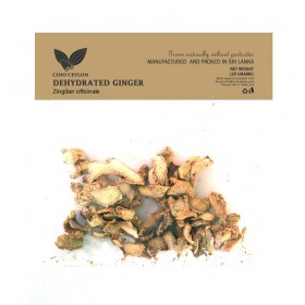 Dehydrated Ginger (Zingiber officinale)