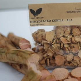 Dehydrated Kohila (Lasia Spinosa)
