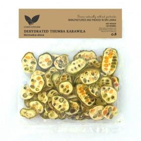 Dehydrated Thumba Karawila (Mormodica-dioica)